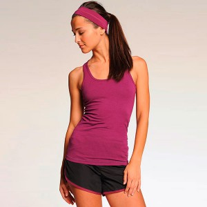 ALO Womens Performance Racerback Tank Top