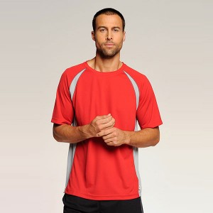 ALO Mens Performance Crew Top