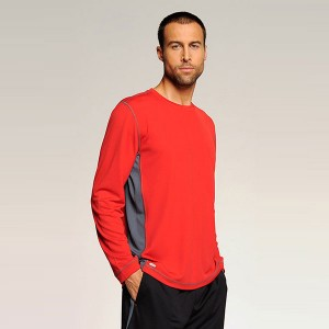 ALO Mens Performance Long Sleeve Tee
