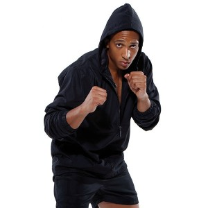 Hooded Training Top