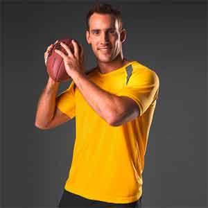 Hanes Contrast Sport Shirt