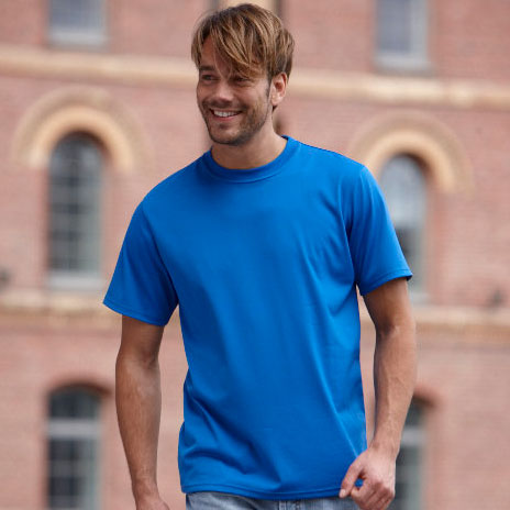 James Nicholson Mens Active T