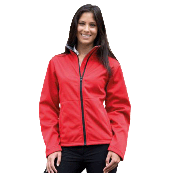 Ladies Core Softshell Jacket