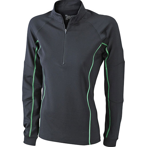 Ladies' Running Reflex Langarm