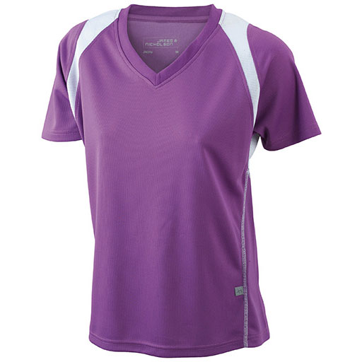 Ladies Running T-Shirt in 8 Farben