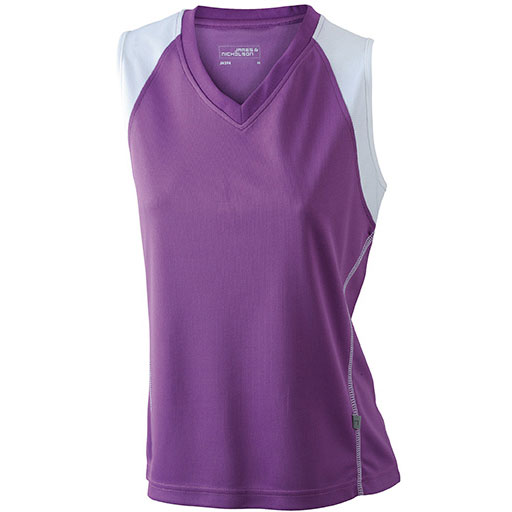Ladies Running Tank in 8 Farben