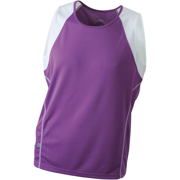 Men's Running Tank in 8 Farben
