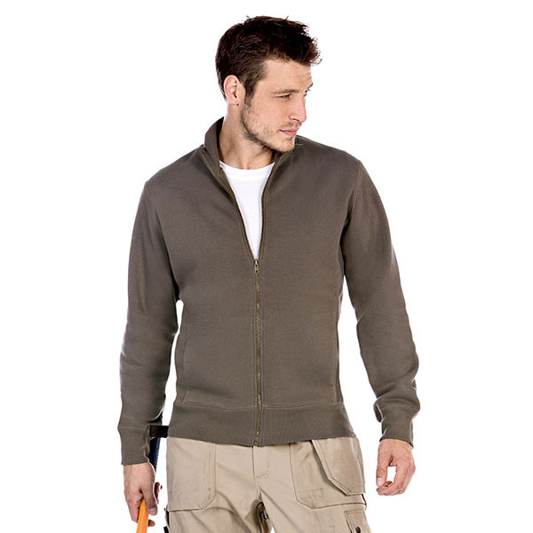 Full Zip Sweatjacke