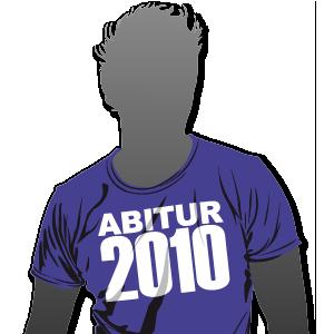 ABI-Shirt - Schulabschlussshirt - Jahrgangsabschlussshirt