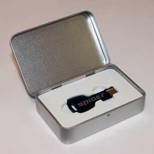 USB-Preasentbox
